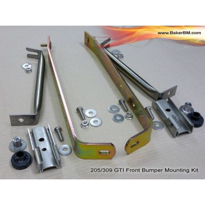 205/309 Front Bumper Mounting Kit