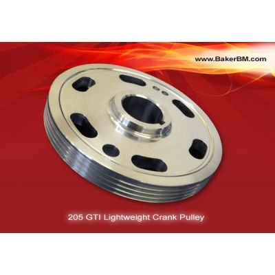 205 GTI Lightweight Crank Pulley