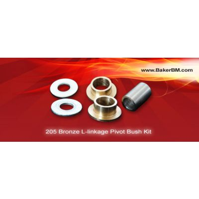 205 Bronze L-linkage Pivot Bush Kit
