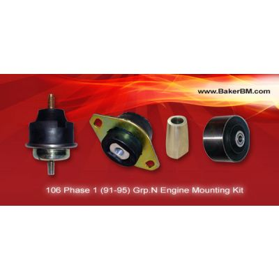 106 Phase 1 Grp.N Engine Mounting Kit