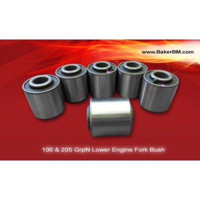205 / 106 Grp.N Lower Engine Fork Bush