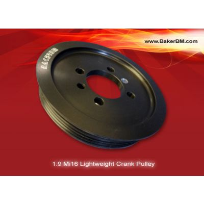 Mi16 1.9 Lightweight Crank Pulley