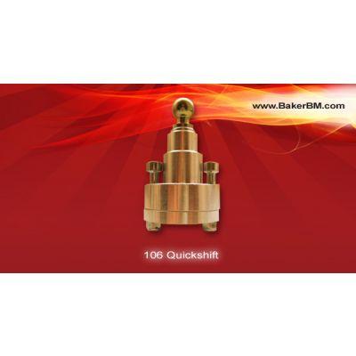 106/Saxo Aluminium Quickshift