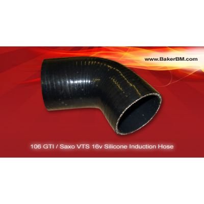 106 GTI / Saxo VTS 16v Silicone Induction Hose