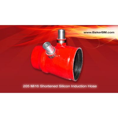 BX 16v Silicone Induction Hose