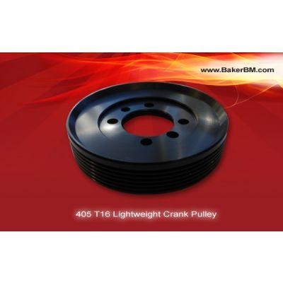 T16 Lightweight Crank Pulley