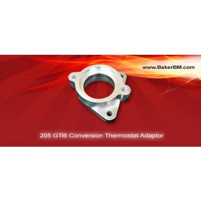 205 GTI-6 Aluminium Thermostat Adaptor